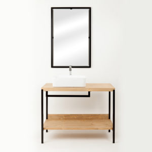 kubo combo1 specchio rettangolare